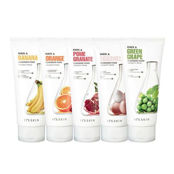 i detergenti it's skin di orgine naturale: I cosmetici coreani migliori